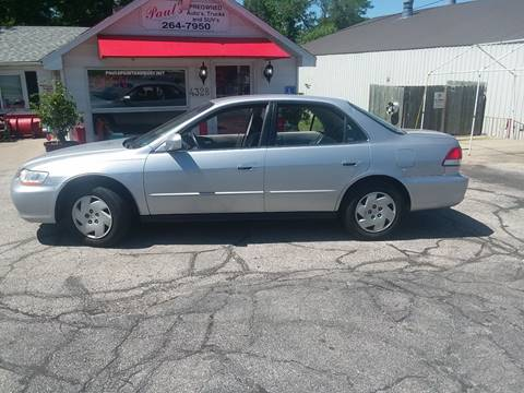 2001 Honda Accord for sale in Des Moines, IA