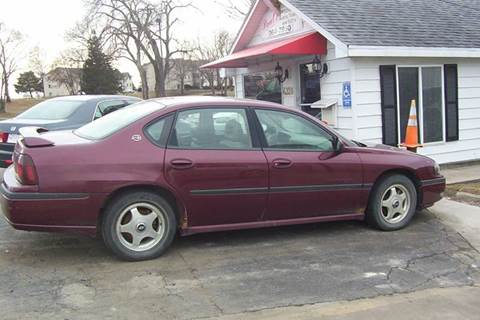 2000 Chevrolet Impala for sale at PAUL'S PAINT & BODY SHOP in Des Moines IA