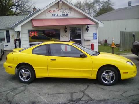 2004 Pontiac Sunfire for sale in Des Moines, IA