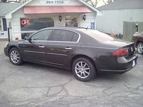 2007 Buick Lucerne for sale in Des Moines, IA