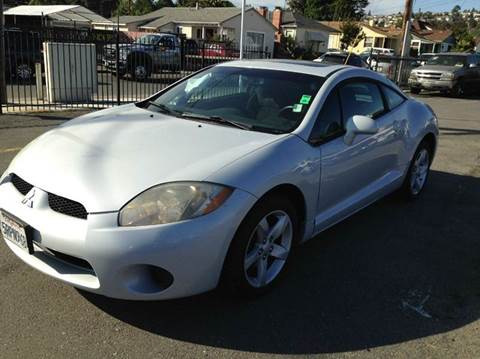 2006 Mitsubishi Eclipse for sale at Gateway Motors in Hayward CA