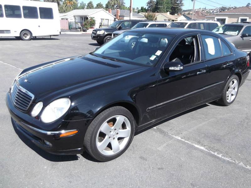 2005 Mercedes-Benz E-Class for sale at Gateway Motors in Hayward CA