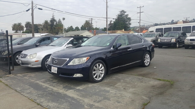 2007 Lexus LS 460 for sale at Gateway Motors in Hayward CA