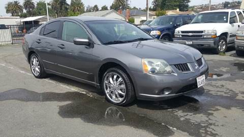 2006 Mitsubishi Galant for sale at Gateway Motors in Hayward CA