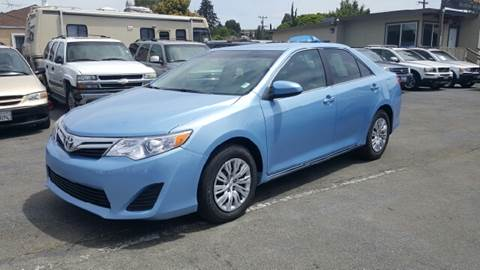2014 Toyota Camry for sale at Gateway Motors in Hayward CA