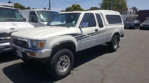 1991 Toyota Pickup for sale at Gateway Motors in Hayward CA