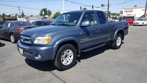 2006 Toyota Tundra for sale at Gateway Motors in Hayward CA