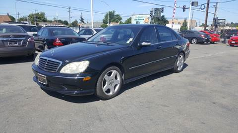 2003 Mercedes-Benz S-Class for sale at Gateway Motors in Hayward CA