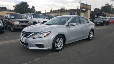 2016 Nissan Altima for sale at Gateway Motors in Hayward CA