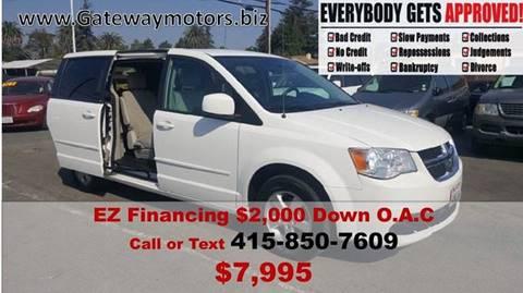 2012 Dodge Grand Caravan for sale in Hayward, CA