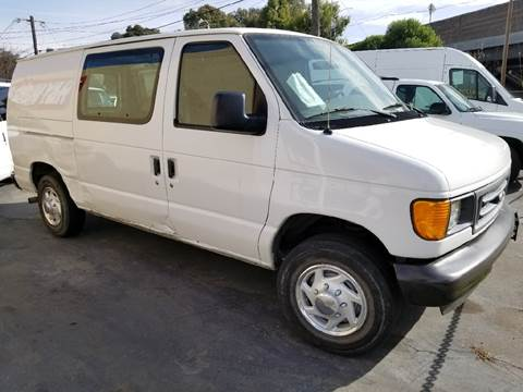 2003 Ford E 250 For Sale In Hayward CA