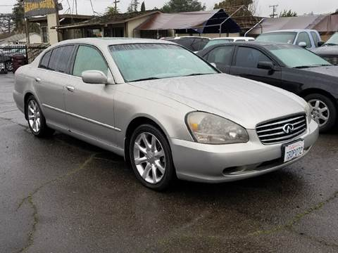 2004 infiniti q45 for sale carsforsale 2004 infiniti q45 for sale in hayward ca sciox Images