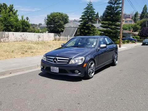 2008 Mercedes-Benz C-Class for sale at Gateway Motors in Hayward CA