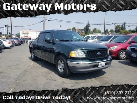 2003 Ford F-150 for sale at Gateway Motors in Hayward CA