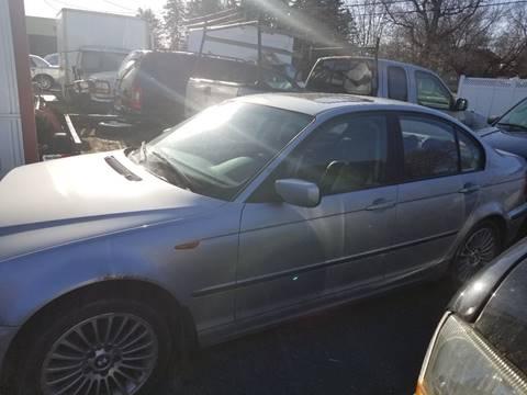 Bmw 3 Series For Sale In Wayne Mi J J Used Cars Inc