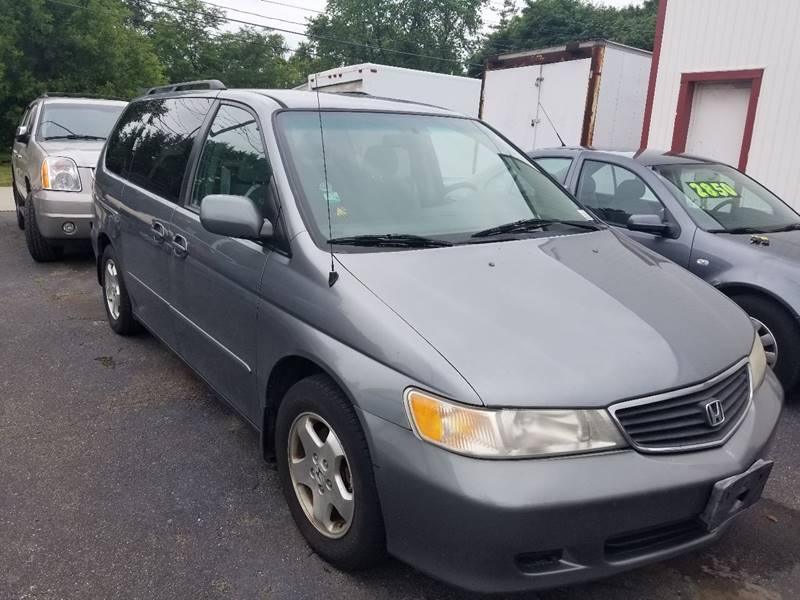 2001 Honda Odyssey For Sale At J U0026 J Used Cars Inc In Wayne MI