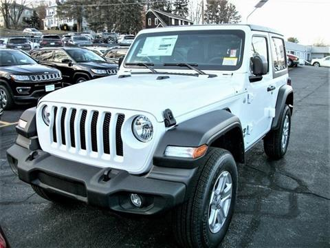 New Jeep For Sale In Leominster Ma Carsforsale Com