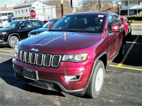 2019 Jeep Grand Cherokee for sale in Leominster, MA