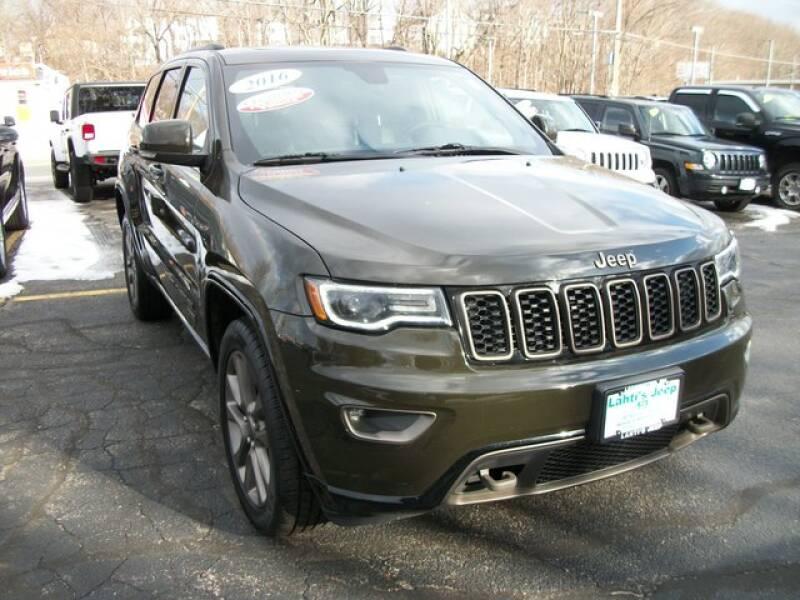 2016 Jeep Grand Cherokee (image 3)