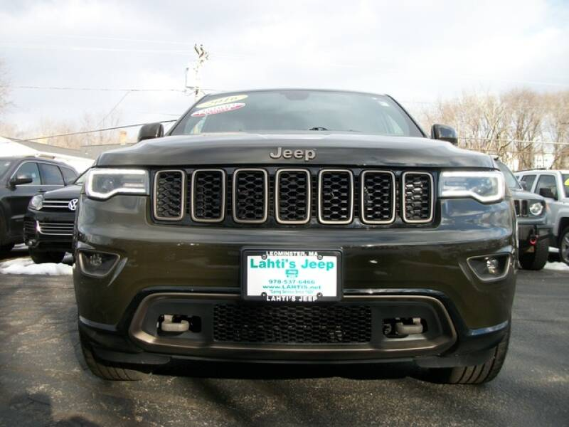 2016 Jeep Grand Cherokee (image 2)
