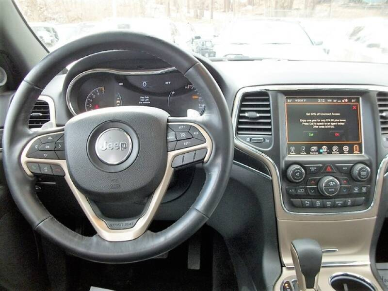 2016 Jeep Grand Cherokee (image 21)