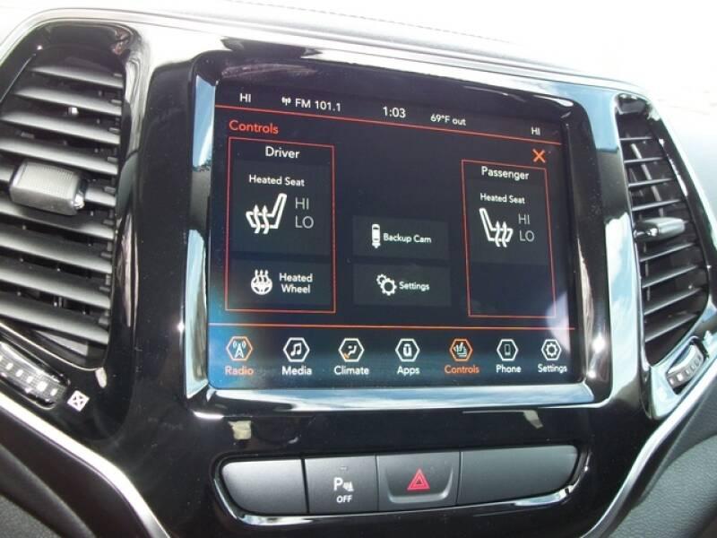 2020 Jeep Cherokee Limited (image 12)