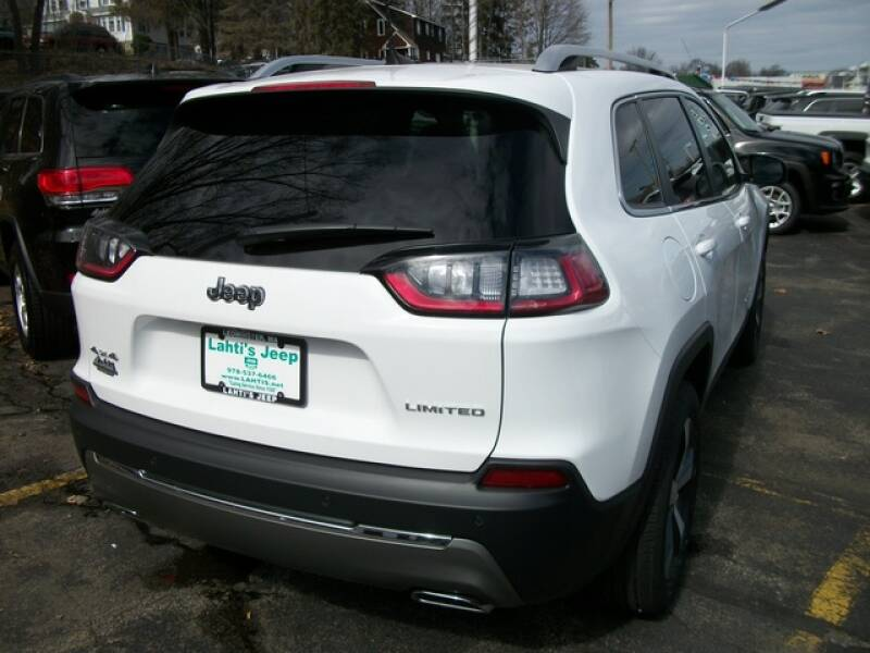 2020 Jeep Cherokee Limited (image 6)