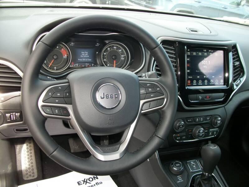 2020 Jeep Cherokee Limited (image 10)