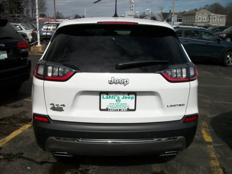 2020 Jeep Cherokee Limited (image 7)
