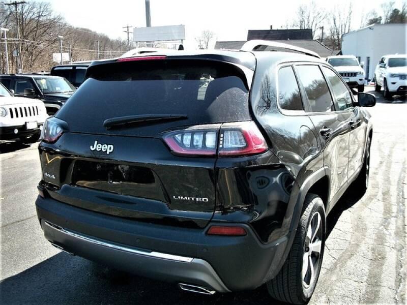 2020 Jeep Cherokee Limited (image 4)