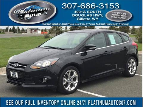 2013 Ford Focus for sale in Gillette, WY