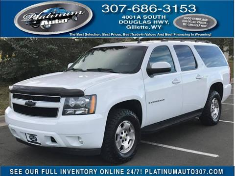 2009 Chevrolet Suburban for sale in Gillette, WY