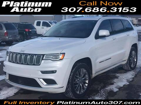 2017 Jeep Grand Cherokee for sale in Gillette, WY