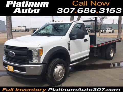 2017 Ford F-550 Super Duty for sale in Gillette, WY