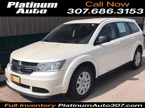 2014 Dodge Journey for sale in Gillette, WY