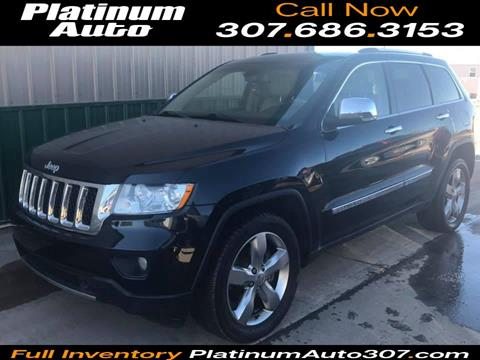 2011 Jeep Grand Cherokee for sale in Gillette, WY