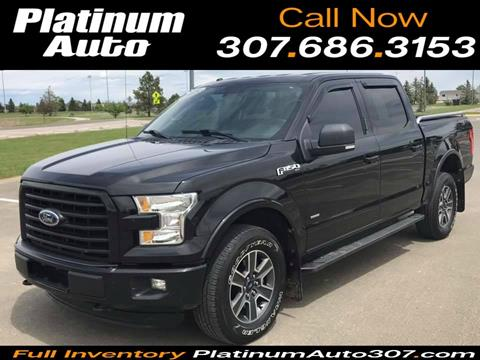 2015 Ford F-150 for sale in Gillette, WY