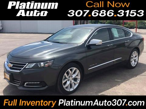 2018 Chevrolet Impala for sale in Gillette, WY
