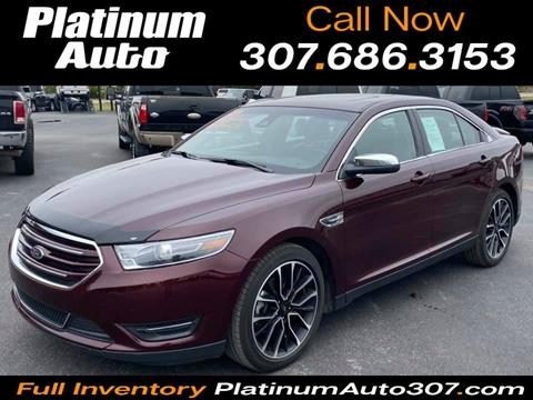 2019 Ford Taurus for sale in Gillette, WY