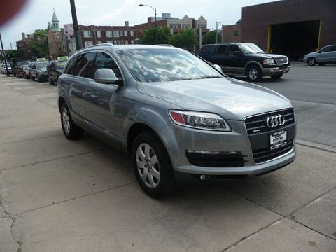 2007 Audi Q7 for sale at CAR CENTER INC in Chicago IL