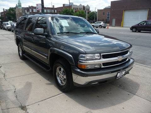 2002 Chevrolet Suburban for sale in Chicago, IL