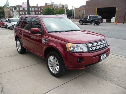 2011 Land Rover LR2 for sale at CAR CENTER INC in Chicago IL