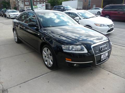 2006 Audi A6 for sale at CAR CENTER INC in Chicago IL