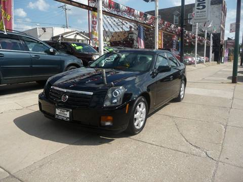 2007 Cadillac CTS for sale at CAR CENTER INC in Chicago IL
