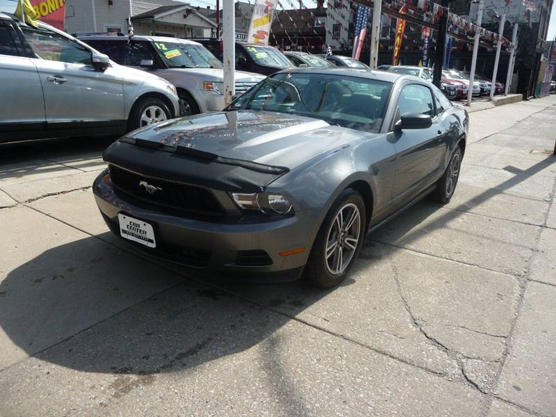 2010 Ford Mustang V6 Premium In Chicago Il Car Center