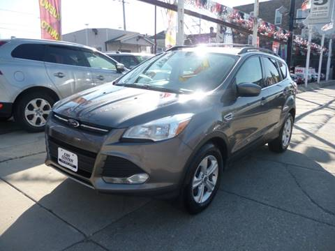 2013 Ford Escape for sale at CAR CENTER INC in Chicago IL