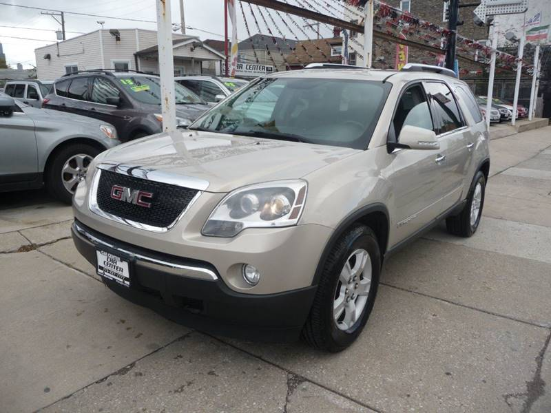 trade lthr local sale tn nashville roof for gmc acadia used slt