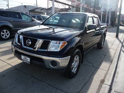 2008 Nissan Frontier for sale at CAR CENTER INC in Chicago IL