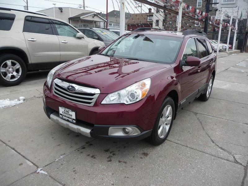 2011 Subaru Outback 25i Limited In Chicago Il Car Center
