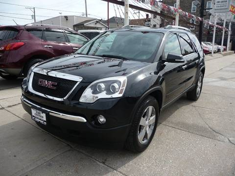 2011 GMC Acadia for sale at Car Center in Chicago IL